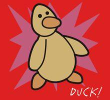 Duck! by MediaInk