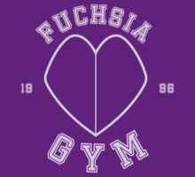 Pokemon - Fuchsia City Gym by TheBlueOwl