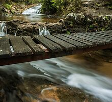 Bridge over troubled water by Deephill