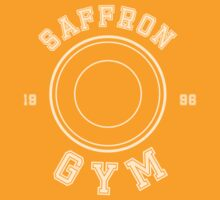 Pokemon - Saffron City Gym by TheBlueOwl