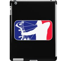 Major League Bow Hunting iPad Case/Skin