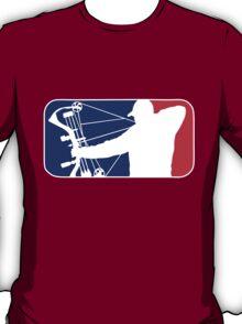 Major League Bow Hunting T-Shirt