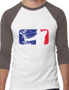Major League Bow Hunting Men's Baseball ¾ T-Shirt