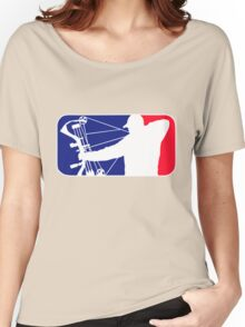 Major League Bow Hunting Women's Relaxed Fit T-Shirt