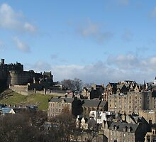 Beautiful Edinburgh by Dido