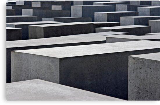 Shoah Memorial by dominiquelandau