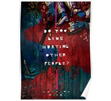 Hotline Miami Artwork Poster