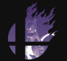 Mewtwo Strikes Back in Smash Bros by TokenOfHoN