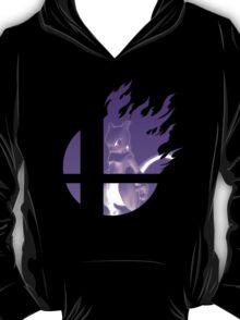 Mewtwo Strikes Back in Smash Bros T-Shirt
