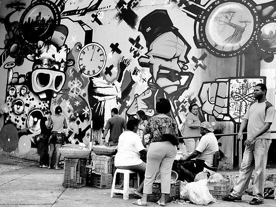 Salvador Brazil, 2009 by Tash  Menon