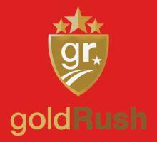 Gold Rush Rally Kids Tee