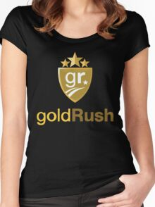 Gold Rush Rally Women's Fitted Scoop T-Shirt