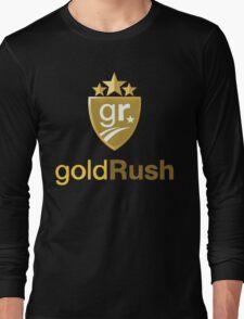 Gold Rush Rally Long Sleeve T-Shirt