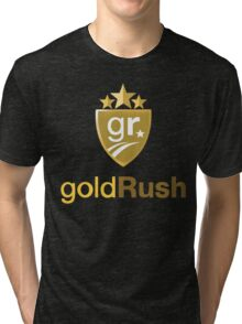 Gold Rush Rally Tri-blend T-Shirt
