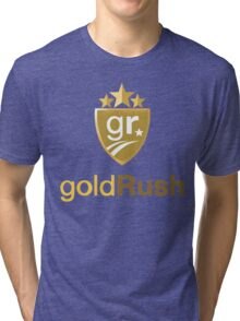 Gold Rush Rally Tri-blend T-Shirt