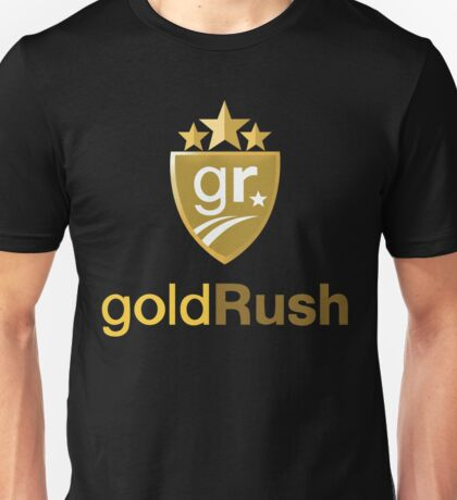 Gold Rush Rally Unisex T-Shirt