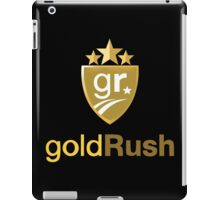 Gold Rush Rally iPad Case/Skin