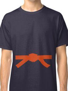 Judo Orange Belt Classic T-Shirt