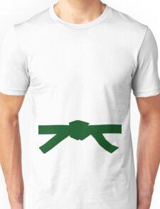 Judo Green Belt Unisex T-Shirt