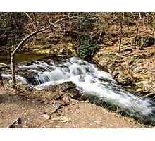 Smokey Mountain Stream Photographic Print