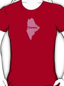 Maine Home Pink T-Shirt