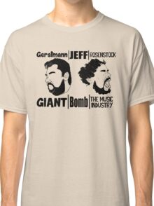 Giant/Bomb/The Music Industry Classic T-Shirt