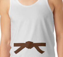 Judo Brown Belt Tank Top