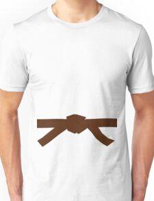 Judo Brown Belt Unisex T-Shirt