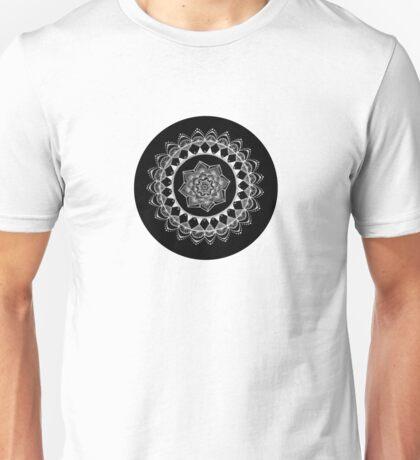 Mandala- Introverted  Unisex T-Shirt