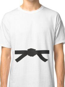 Judo Black Belt Classic T-Shirt