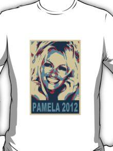 Pam for President! T-Shirt