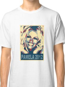 Pam for President! Classic T-Shirt