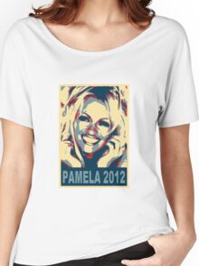 Pam for President! Women's Relaxed Fit T-Shirt