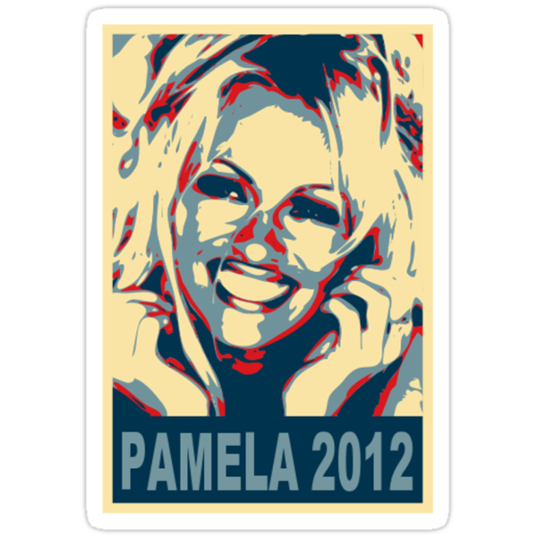 Pam for President! by eritor