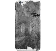 The Atlas of Dreams - Plate 12 (b&w) iPhone Case/Skin