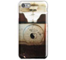 VW combi 1964 misfit trip iPhone Case/Skin