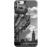Prepare for Launch - London Eye iPhone Case/Skin