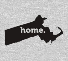 Massachusetts Home by USAswagg