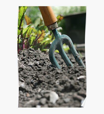 Urban Gardening Poster