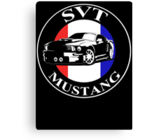 SVT Mustang new  Canvas Print