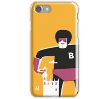 Super B (m) iPhone Case/Skin
