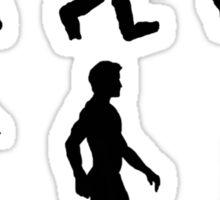 Evolution II Sticker