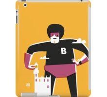 Super B (m) iPad Case/Skin