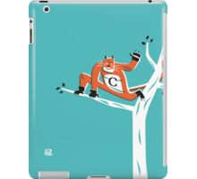 Super C (m) iPad Case/Skin