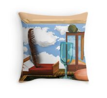 Items Throw Pillow