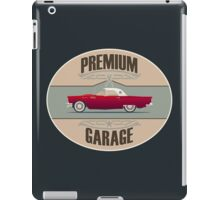 Premium Garage iPad Case/Skin