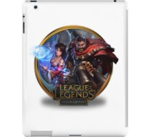 Graves and Ahri iPad Case/Skin