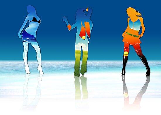 dance by ariaznet