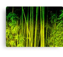 Green world Canvas Print