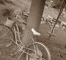 Bicycle by sternbergimages